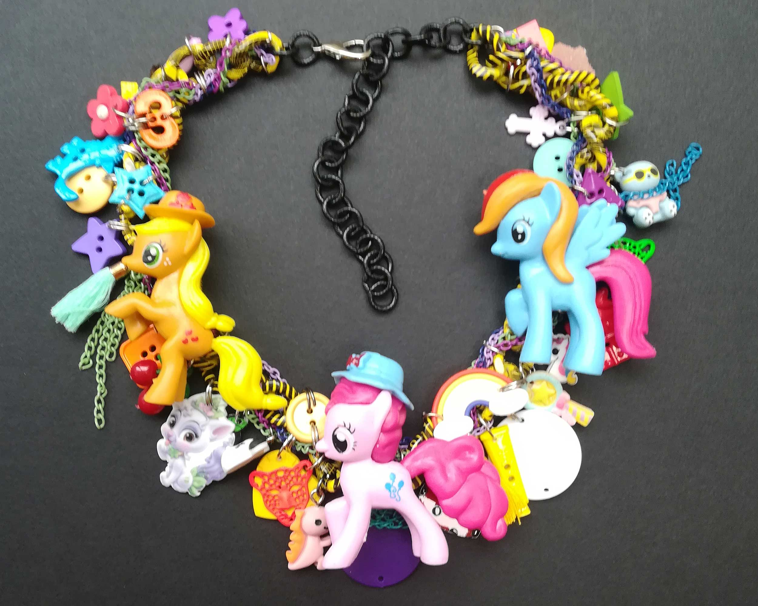 My Little Pony Charm Necklace