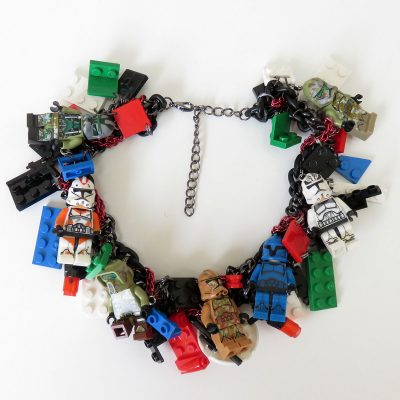 Star Wars LEGO Figures Necklace